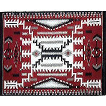 Picture for category Storm Pattern Navajo Rugs