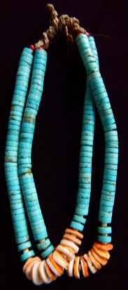 Navajo Turquoise Jacklo a