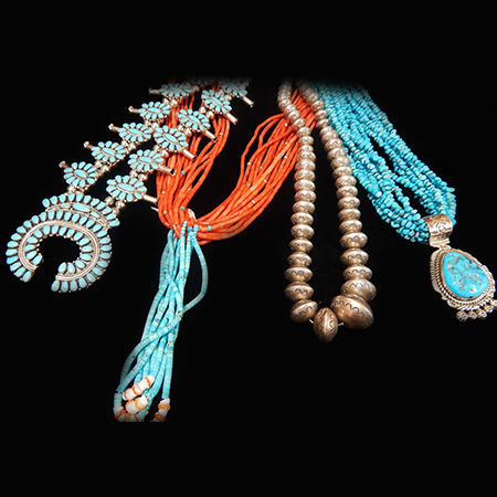 Picture for category Navajo Pawn Necklaces