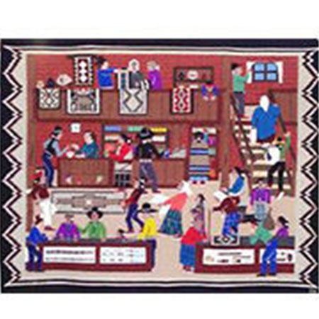 Picture for category Pictorial Style Navajo Rugs
