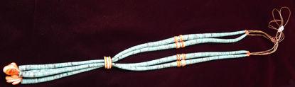 Navajo Round Bead Necklace a